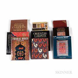 Ten Rug Books