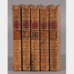 Vertot, Rene Aubert de (1655-1735)