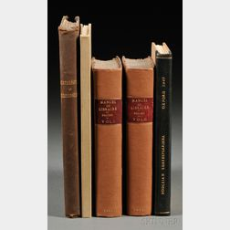 De Ricci, Seymour (1881-1942)   English Collectors of Books & Manuscripts (1530-1930) and their Marks of Ownership