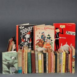 Children's and Young Adult Books.