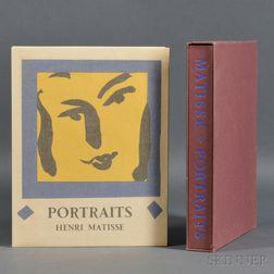 Matisse, Henri (1869-1954) Portraits