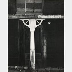 Ansel Adams (American, 1902-1984)      White Pillar, Columbia, California