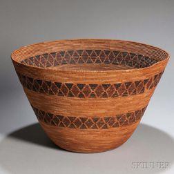 Large Yokuts Basket