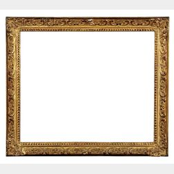 Manner of Charles E. Prendergast (American, 1863-1948)      Baroque-style Picture Frame