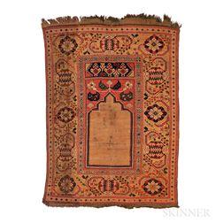 """Transylvanian"" Prayer Rug"