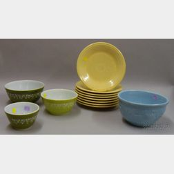 Group of Vintage Tableware and Kitchenware