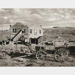 George Tice (American, b. 1938)      Bodie  : A Portfolio of Twelve Photographs