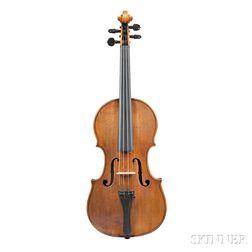 Composite Violin, Alessandro Mezzadri, Ferrara, 1723