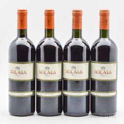 Antinori Solaia 2001, 4 bottles