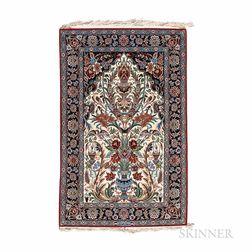 Isfahan Prayer Rug