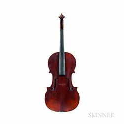 French Violin, Mirecourt