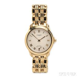 18kt Gold Wristwatch, Chaumet