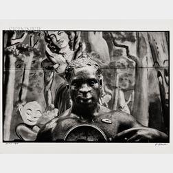 Robert Frank (Swiss, b. 1924)      Paris
