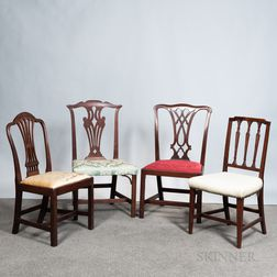 Four Side Chairs