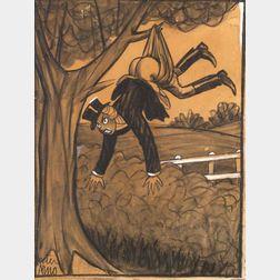 Peter Arno (American, 1904-1968)    Tally-Ho...