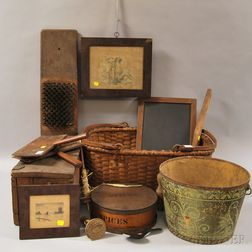 Group of Country Items