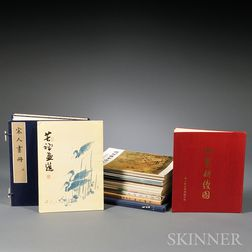 Twenty Eight Books on Chinese Painting