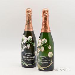 Perrier Jouet Fleur de Champagne Cuvee Belle Epoque, 2 bottles