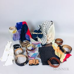 Group of Vintage Accessories