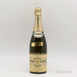 Ruinart Pere et Fils Brut Reserve 1971, 1 bottle