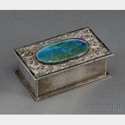 Mildred G. Watkins (1883-1968) Hollowware Box