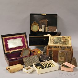 Large Lot of Mostly 19th Century Miscellaneous Collectibles and Articles