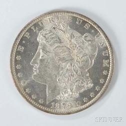 1879-O Morgan Dollar.