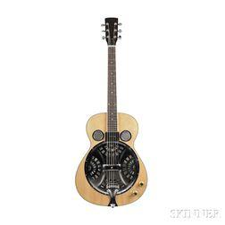 Marty Stuart     Beard Round Neck Resonator Guitar, 1995
