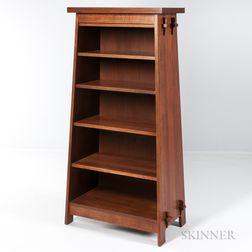 Stickley Open Bookcase