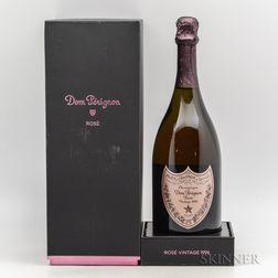 Moet & Chandon Dom Perignon Rose 1996, 1 bottle (ogb)