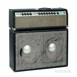 Fender Twin Reverb Amplifier, 1979