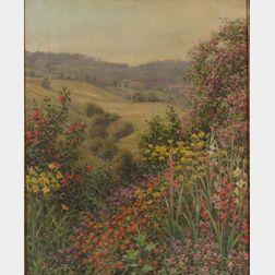 Louis Aston Knight (American, 1873-1948)     Jans Garden