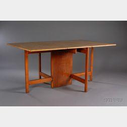 George Nelson Gate Leg Table