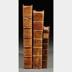 British Miscellany, Three Volumes: