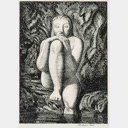 Rockwell Kent (American, 1882-1971)      Susanna