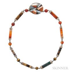 Scottish Agate Necklace
