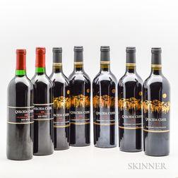 Quilceda Creek, 7 bottles