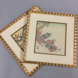 Two Nisabura Ito (1905-2001) Woodblock Prints