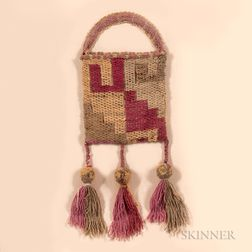 Sewn and Woven Bag