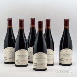 Perrot Minot Morey Saint Denis La Riotte Vieilles Vignes 2010, 6 bottles
