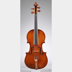 Neapolitan Violin, Gagliano Family, Ascribed to Ferdinando Gagliano, c. 1756