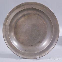 Danforth Pewter Deep Dish