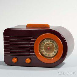 "Fada Model 1000 ""Bullet"" Radio"