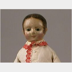 Izannah Walker Cloth Girl Doll