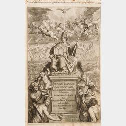 Hazart, Cornelius (1617-1690) Kirchen Geschichte