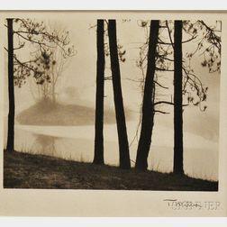 Tom Millea (American, 20th Century)      Redding, Connecticut