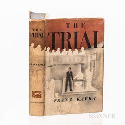 Kafka, Franz (1883-1924)The Trial