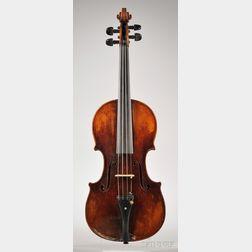 Markneukirchen Violin, Karl Herrmann