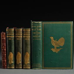 Wilson, Alexander (1766-1813) American Ornithology