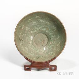 Sanggam   Celadon Stoneware Bowl